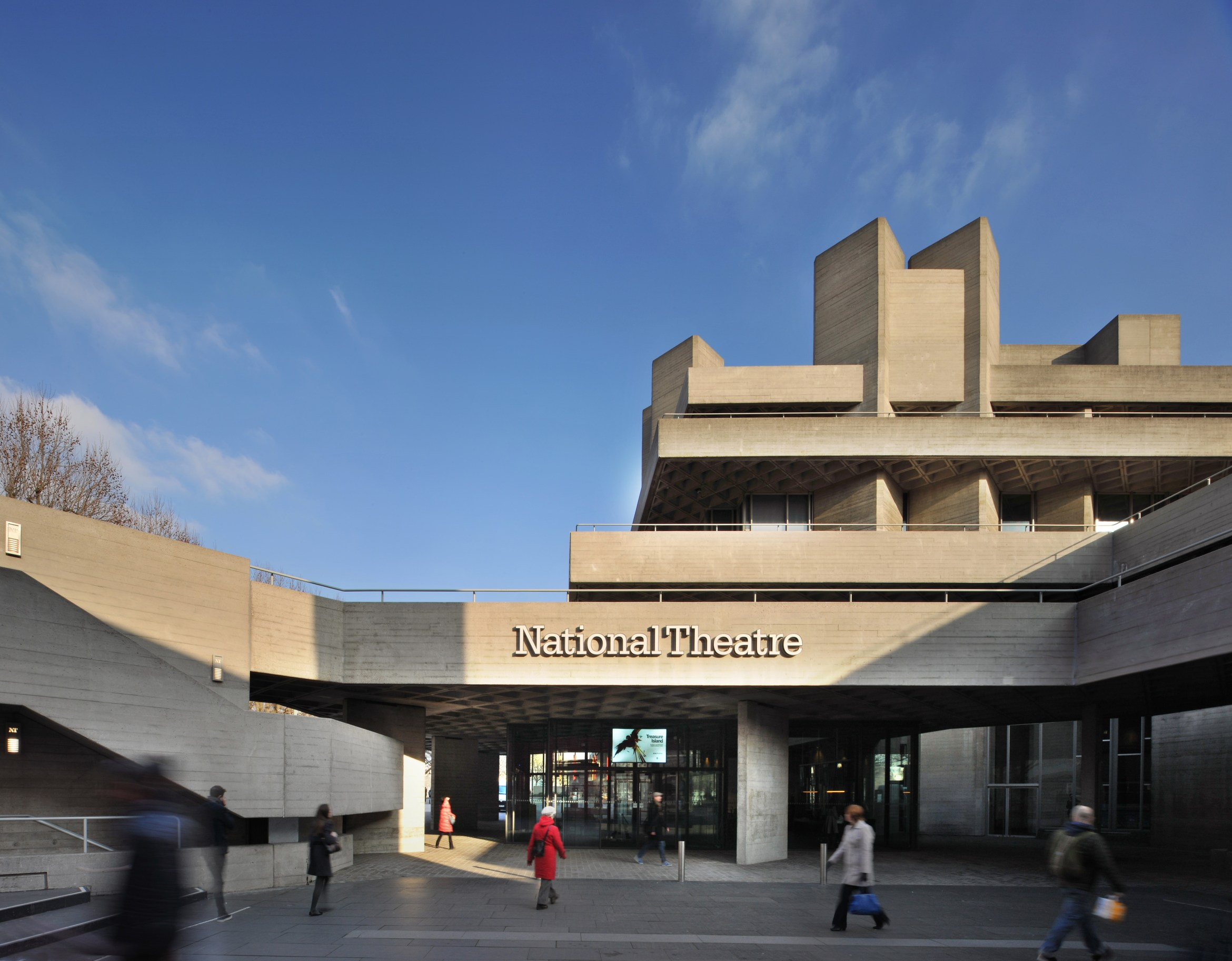 NT entrance_2 Feb 2015 photo by Philip Vile