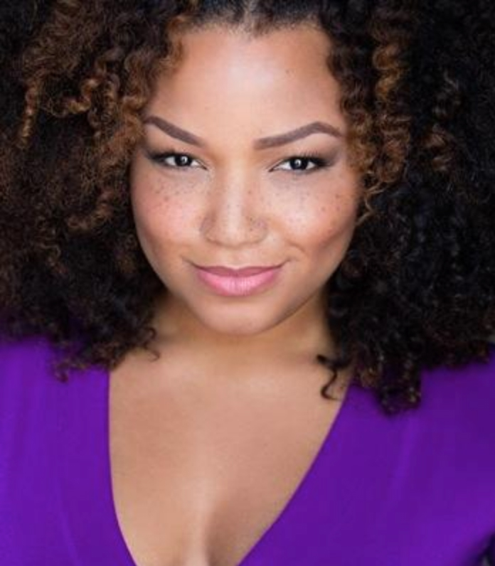 Color Purple Marisha Wallace