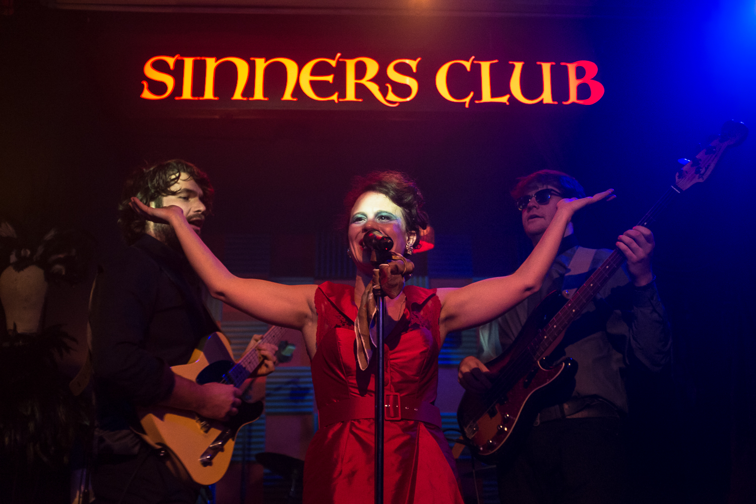 SinnersClub - Lucy Rivers and The Bad Mothers Band. Photo credit Kieran Cudlip.jpg