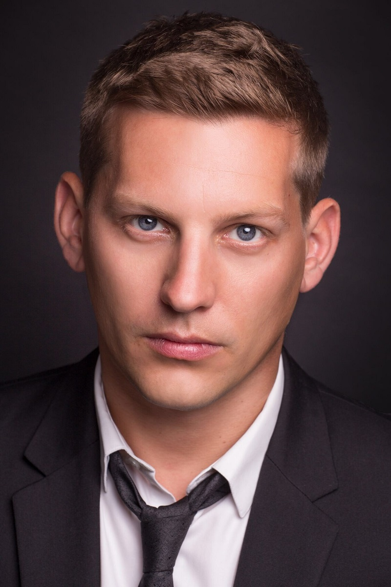 James Sutton - Charles Granillo in Rope