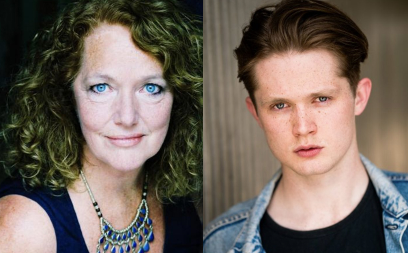 Louise Jameson is to star with recent graduate Thomas Mahy making his London stage debut in Philip Ridley_s Vincent River