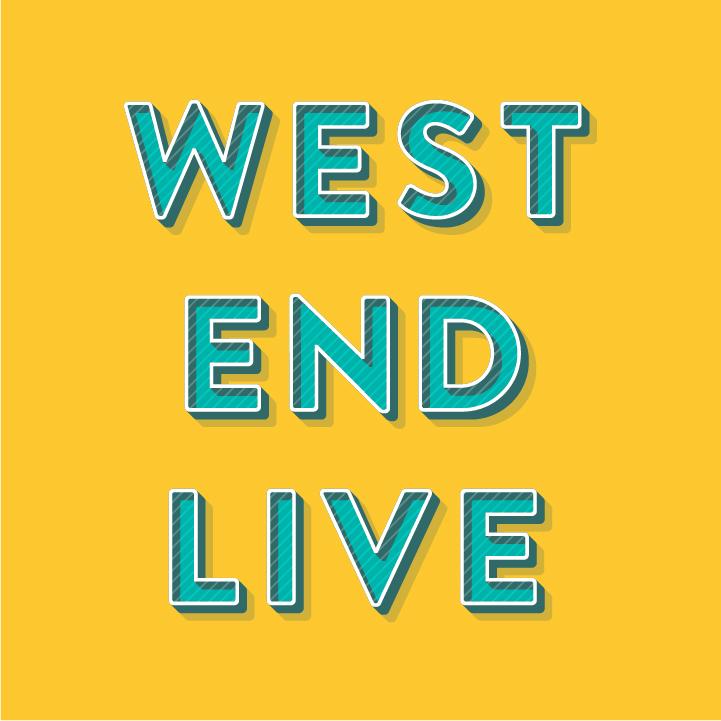 West End LIVE logo