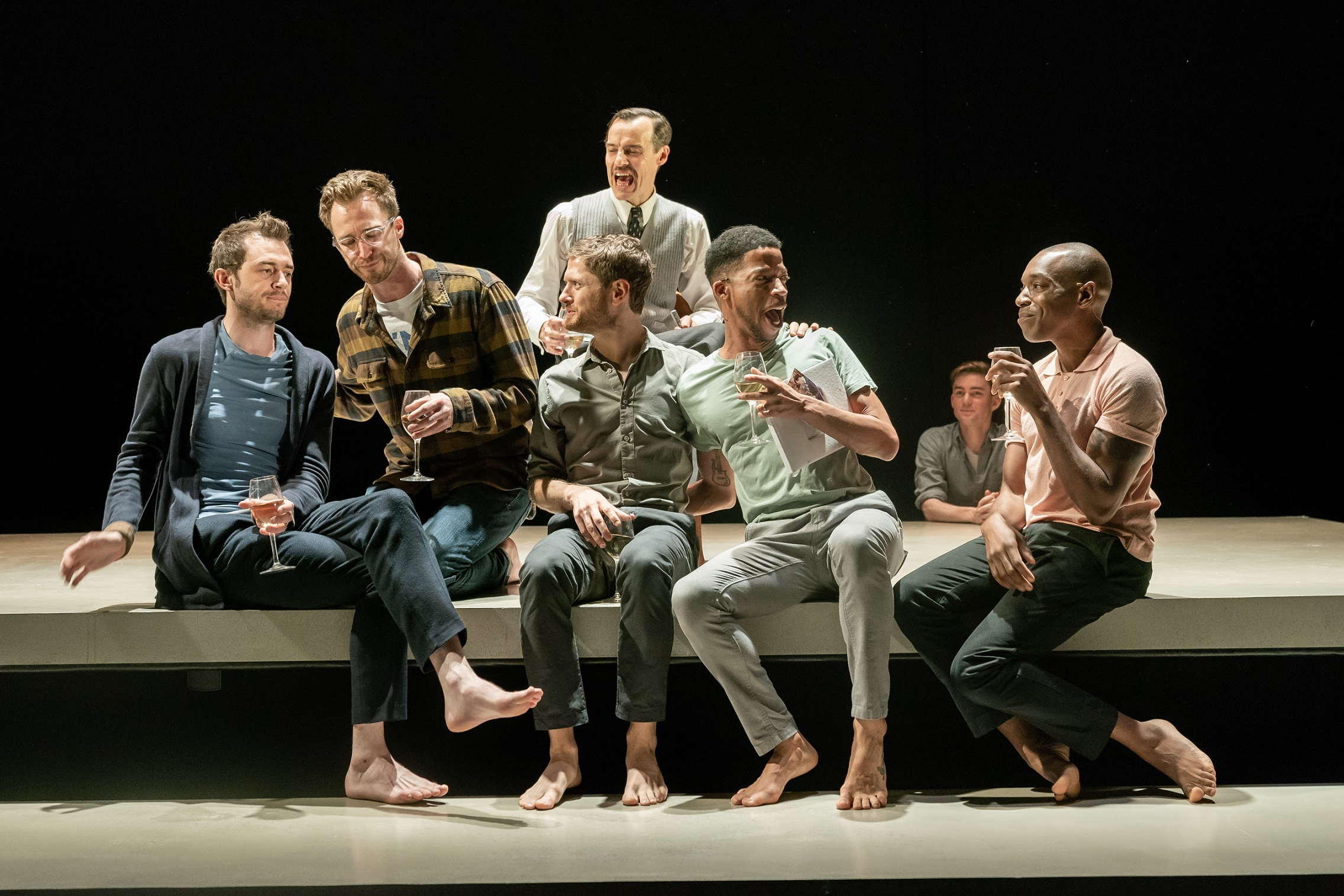 16-The-cast-of-The-Inheritance-Part-1-West-End-Credit-Marc-Brenner