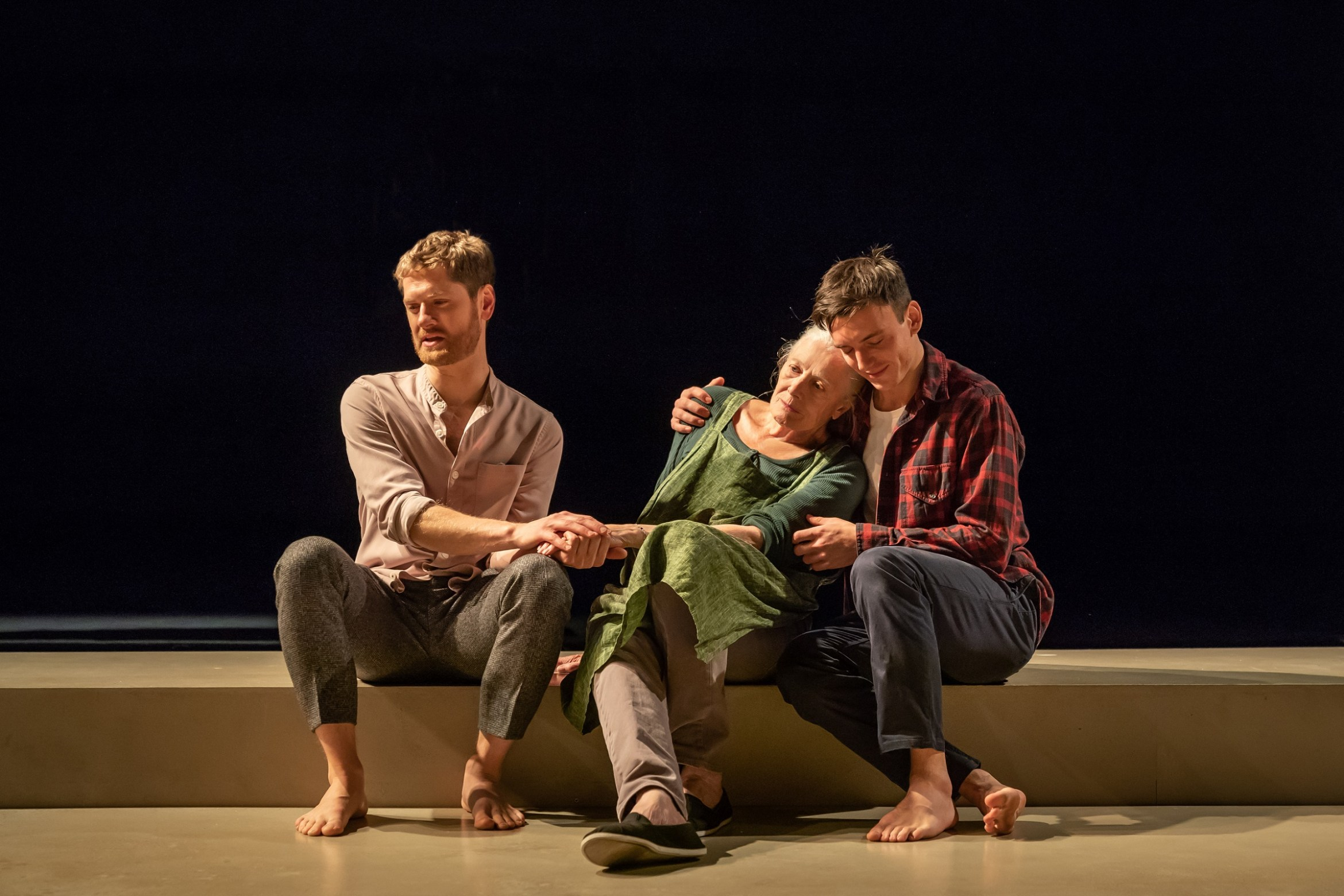 26-Kyle-Soller-Vanessa-Redgrave-and-Samuel-H-Levine-in-The-Inheritance-Part-2-West-End-Credit-Marc-Brenner