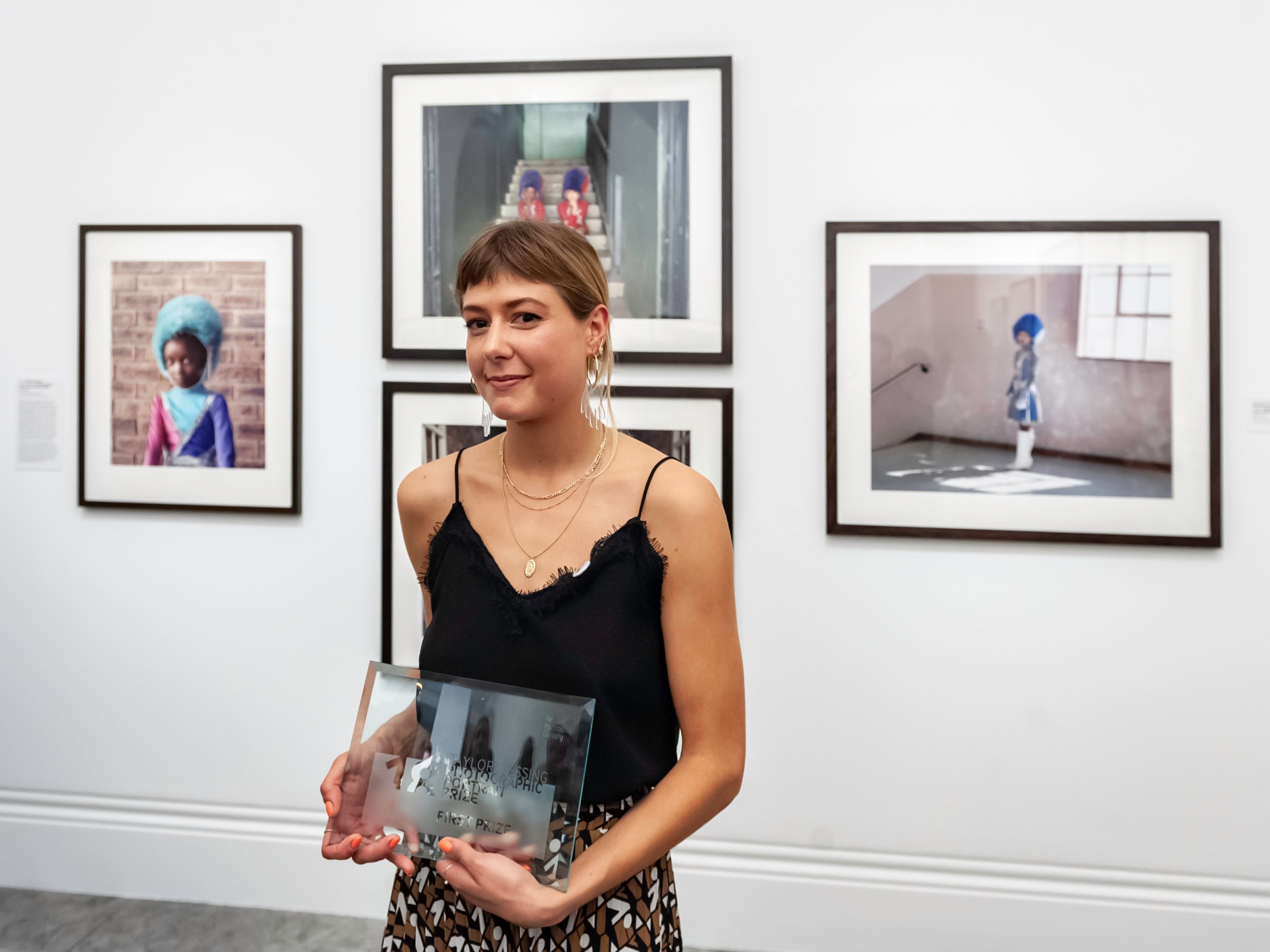 Taylor Wessing Photographic Portrait Prize 2018