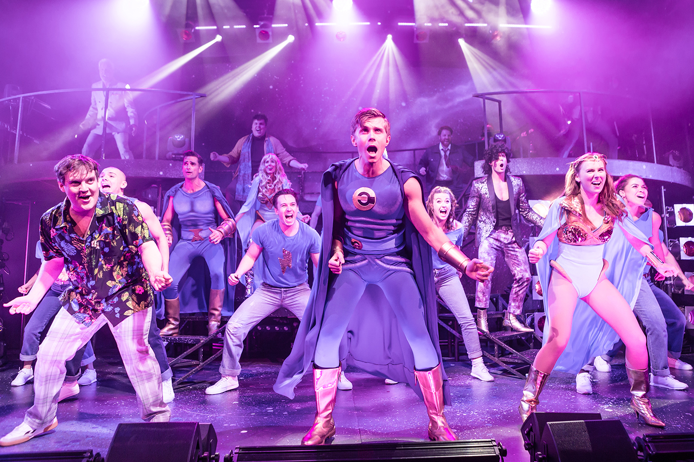 NEWS: Eugenius! The Musical Cancels West End Run – Love