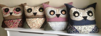 A Parliament of Owl Doorstops