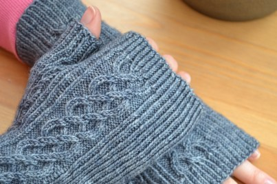 Beira Fingerless Gloves