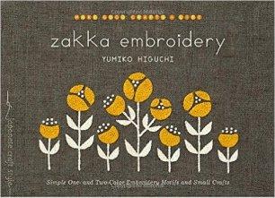 Zakka Embroidery by Yumiko Higuchi