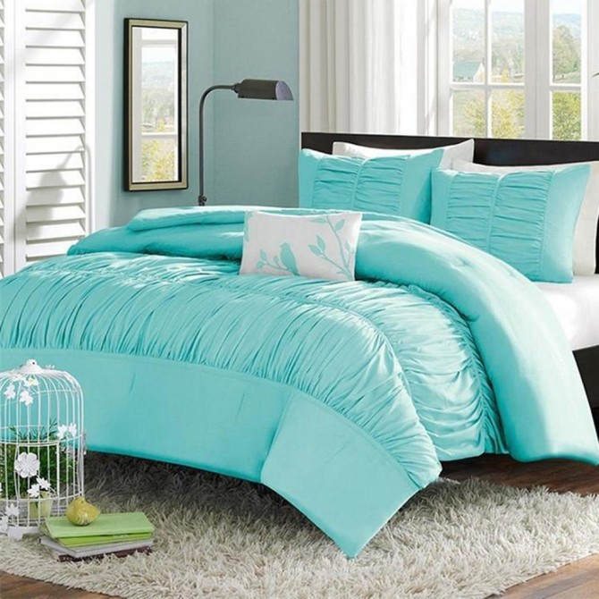 Ruched Bedding