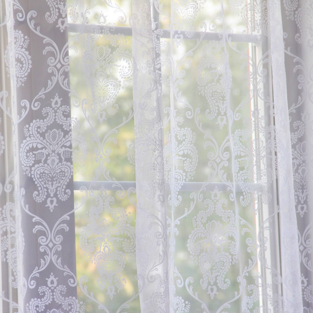 Damask Curtain
