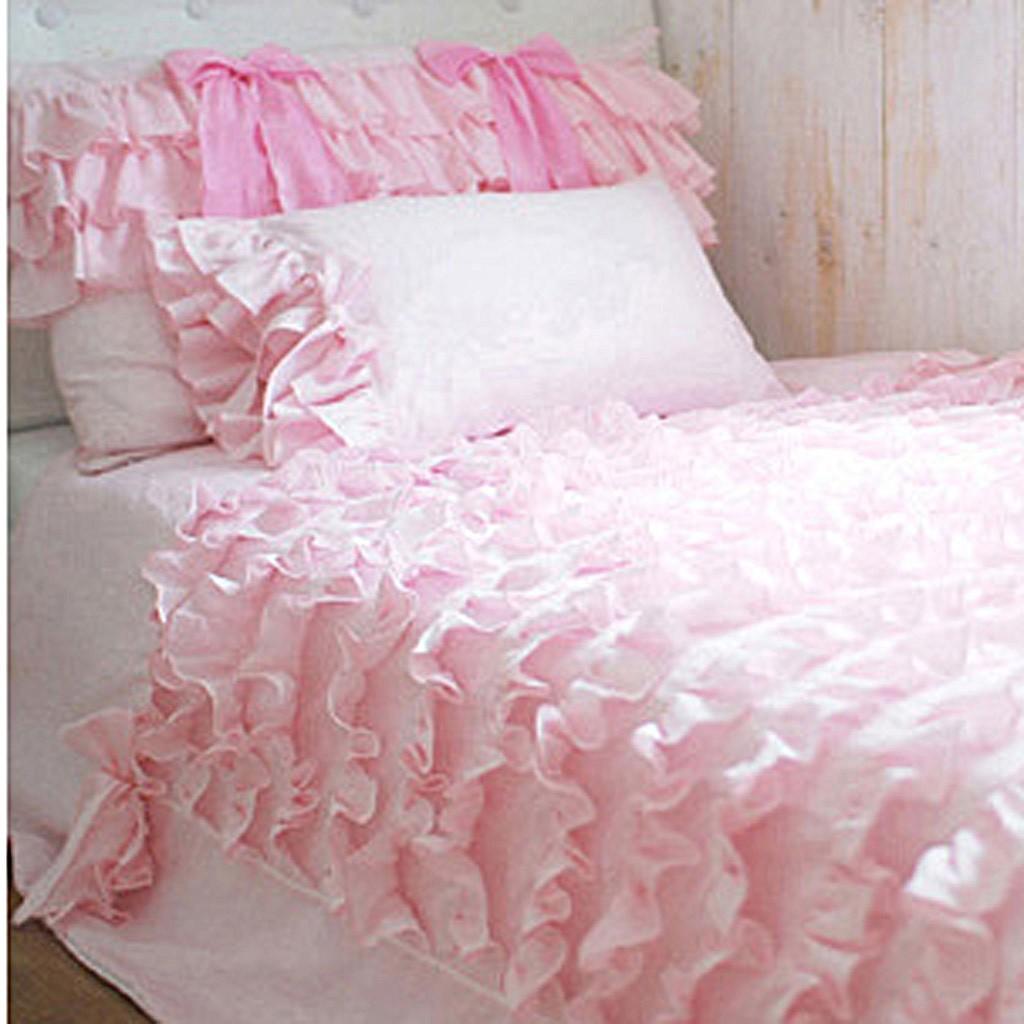 Waterfall White Bedding