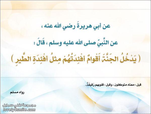 كنوز وتواقيع اسلامية الصفحة 21 لفلي سمايل