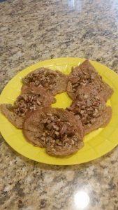 Nut Drop Cakes