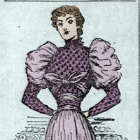 Lovely Lady from 1892