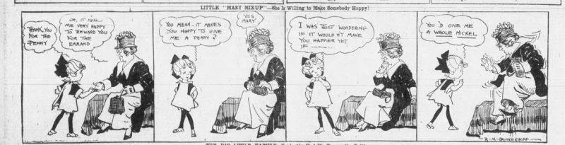 1918 Antique Comics