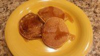 Pumpkin Pancakes Griddle Cakes