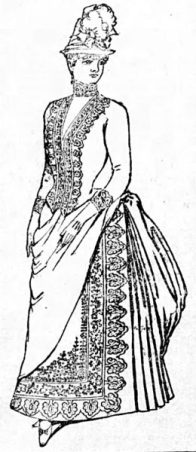 1885 Fashion