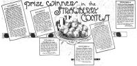 The Baltimore Sun 1911 Strawberries Recipe Contest Winners