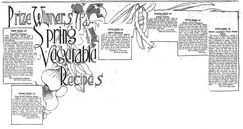 Mrs. Steigel's Creamed Cabbage