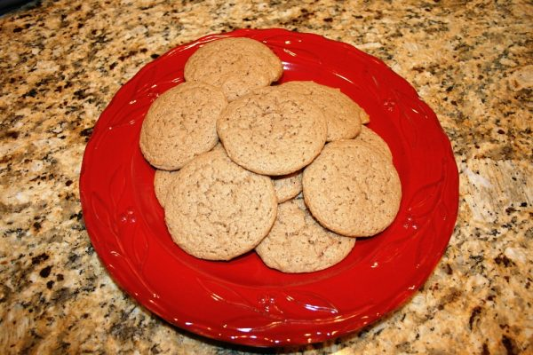 Mrs. Masters Chocolate Cookies