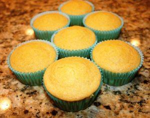 Mrs. Nice's Cornmeal Muffins