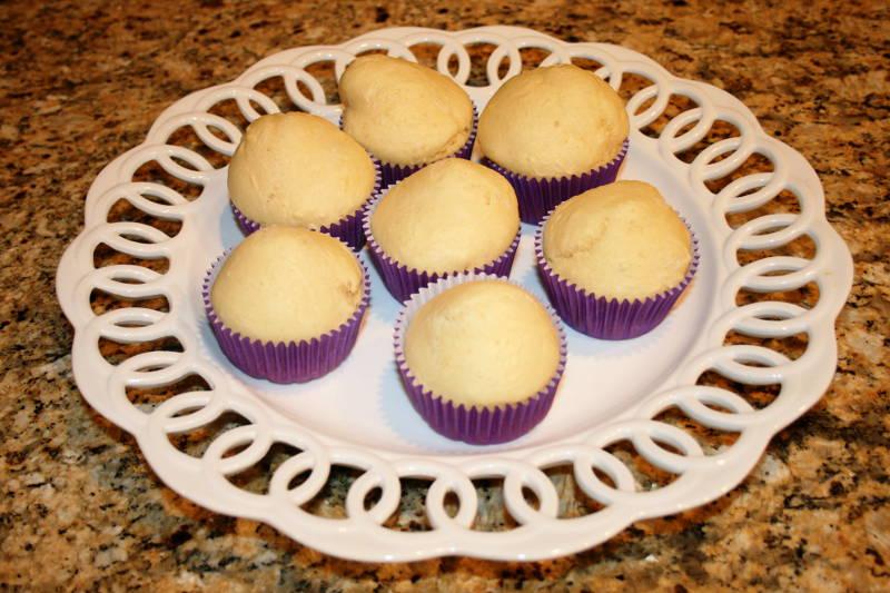 Mrs. Allison's Muffins