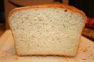 Mrs. De Graf's White Bread