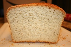 White Bread by Mrs. De Graf
