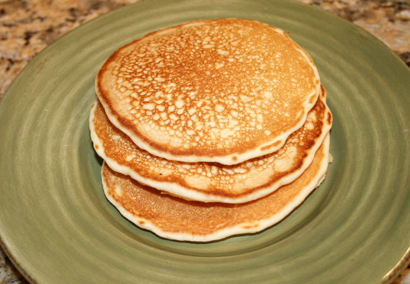 Mrs. Degraf's Delicious Pancakes