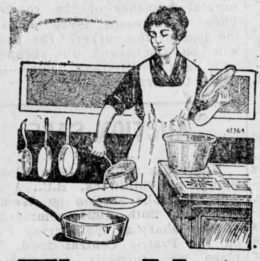 Welsh Rarebit Recipes from 1912