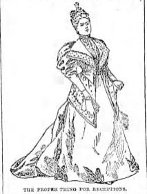 1890s Fashion
