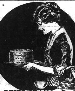 Coffee Cake by Mrs. Davis