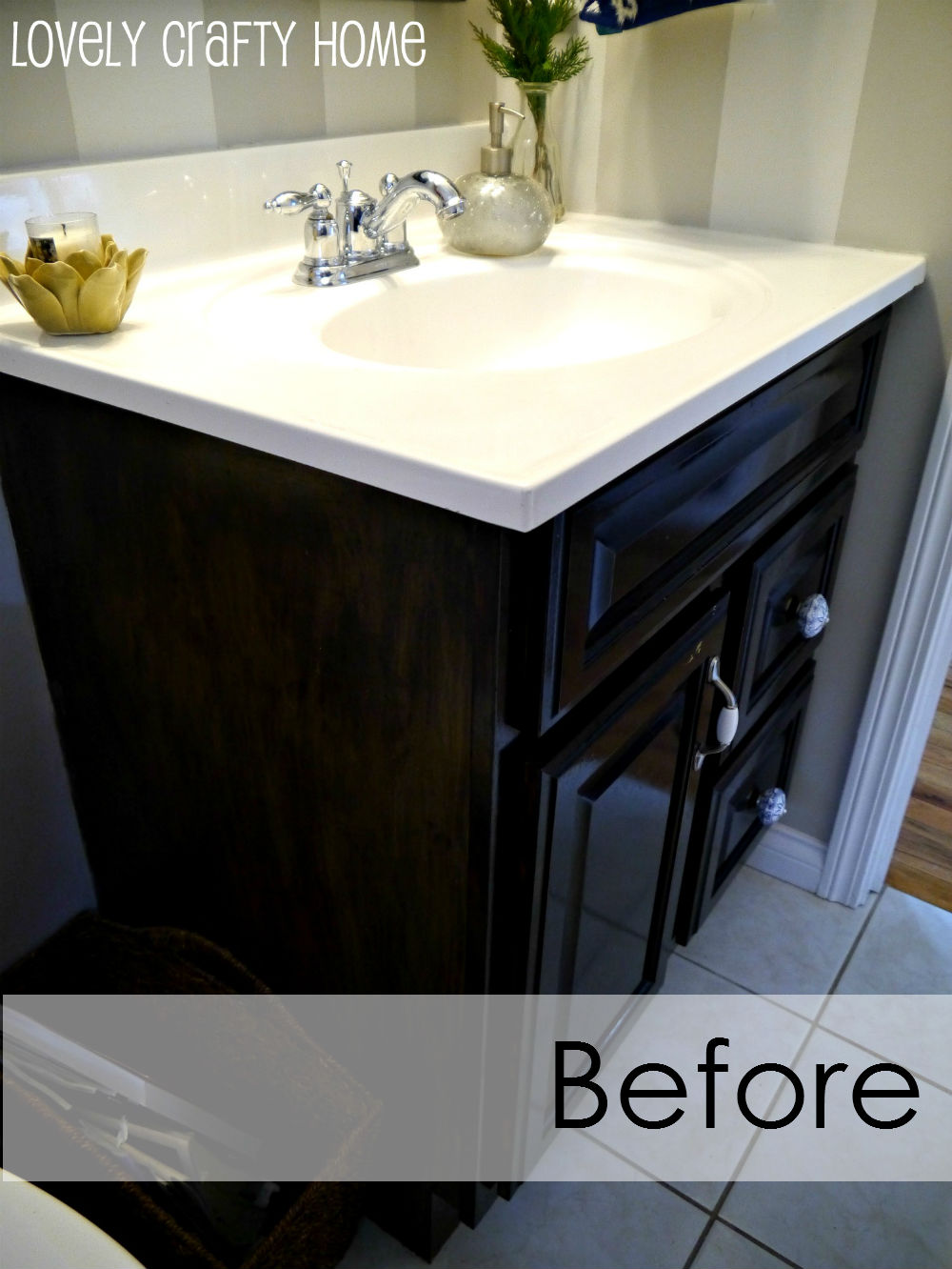 how to refinish bathroom vanity cabinets 187 guest bathroom vanity v 3 0 25477