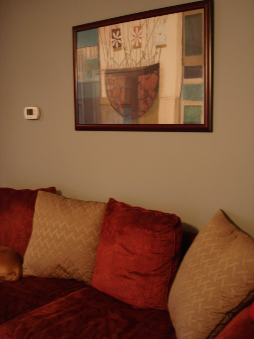 New Living Room Paint