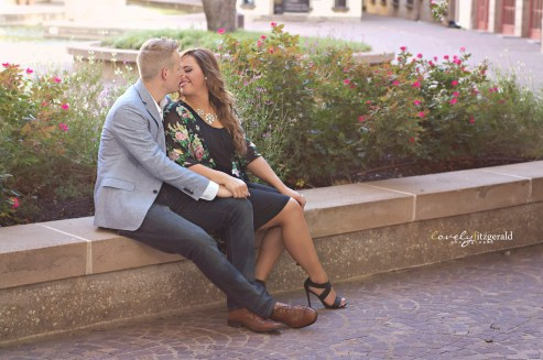 best dfw engagement photographer