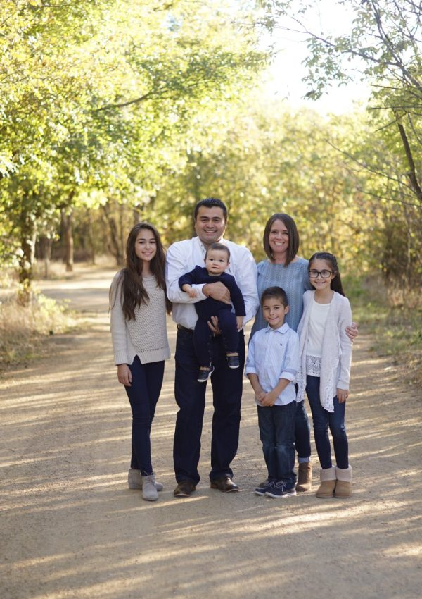 North Dallas Family Photographer | The Vasconcelos Family