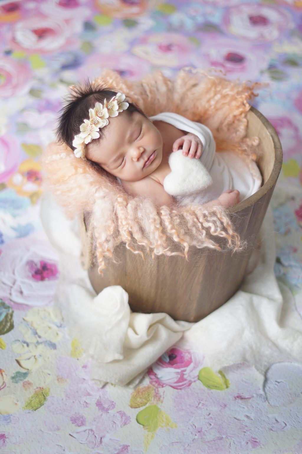 frisco texas newborn photography
