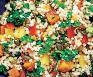 Squash and Couscous Salad