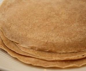 Whole-Wheat Crepes