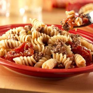 Beef & Pasta