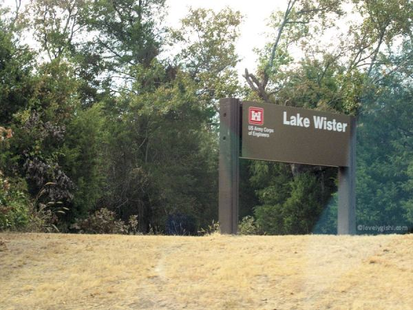Lake Wister, Oklahoma