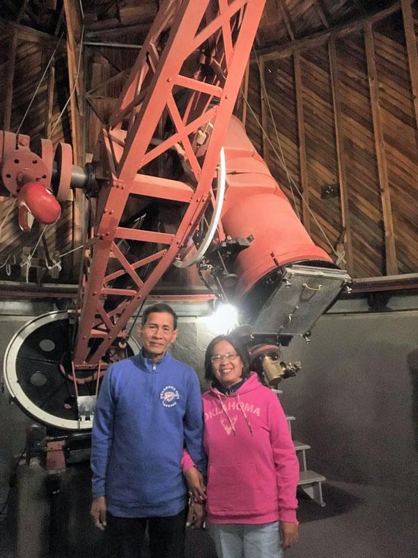Lowell Observatory Telescope