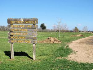 Seabourne Creek Park Garden