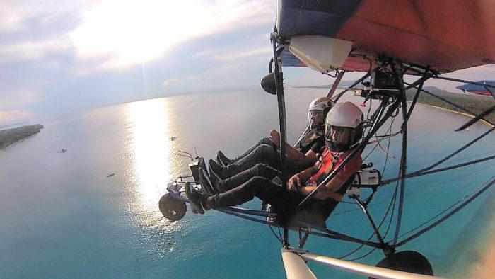 ultralight flying