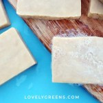 Simple Moisturizing Hot Process Soap Recipe Lovely Greens