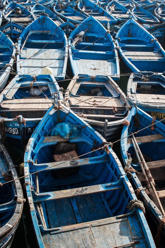 bateaux essaouira port