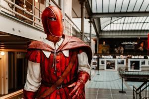 Read more about the article Musée de la BD à Bruxelles : quand le 9ème art rencontre l'Art Nouveau