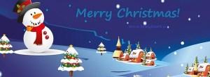 Merru christmas fb cover phot