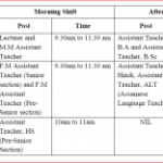 RMSA Assam Madrassa TET Assistant Teacher Admit Card 2015